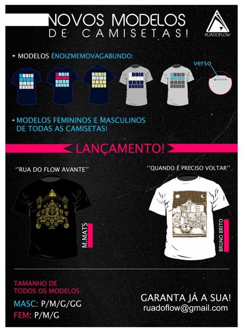 Rua do Flow T-Shirts