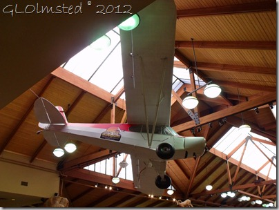 09 Plane hanging from ceiling Cabela's Glendale AZ (1024x768)
