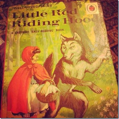 vintage ladybird book