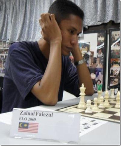 Zainal Faiezul - MAS