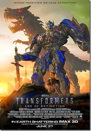 Transformers 4 Age of Extinction (2014) ทรานส์ฟอร์เมอร์ส 4 มหาวิบัติยุคสูญพันธุ์
