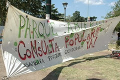 Parque Abierto - Consulta Popular