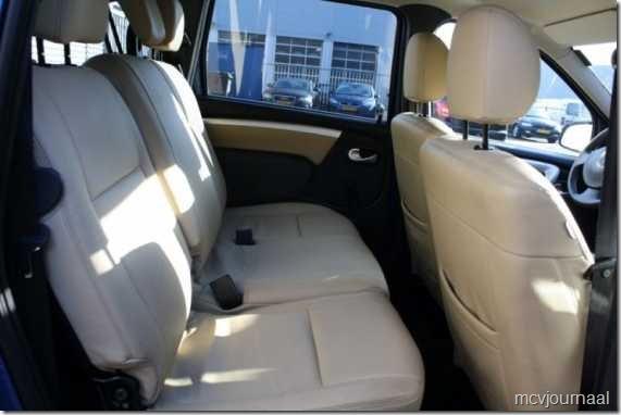Dacia Logan MCV met leer 04