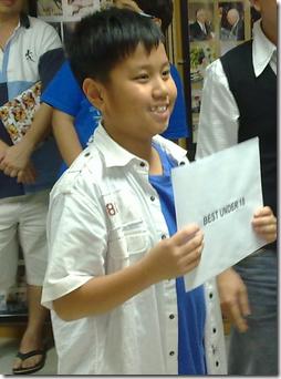 Ethan Wong Hsien Aun, MAS