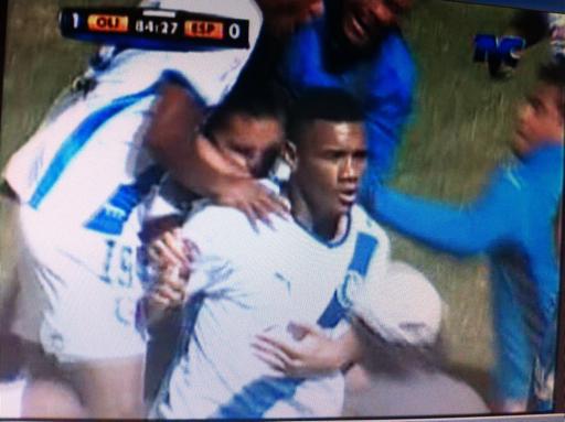 Olimpia volvio a pegar primero, Carlos Will heroe de nuevo