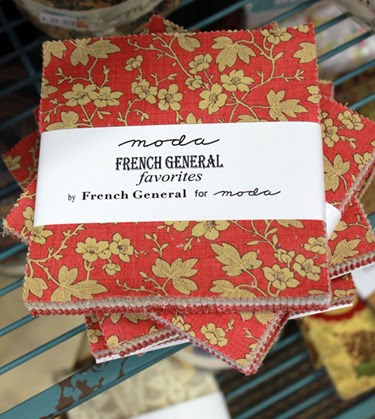 French General precuts at The Fabric Mill