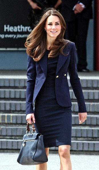 Kate Middleton Leave For Canada