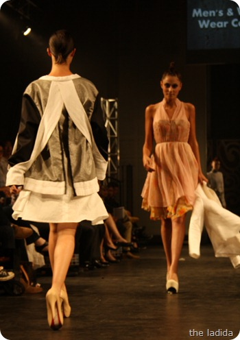 Raffles Graduate Fashion Show 2012 - Junction - Men & Women's Wear Collection  (8)