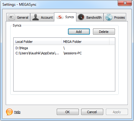 Official Mega Synchronization Client For Windows Is Out Syncs