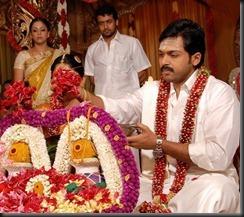 Karthi Marriage Photos
