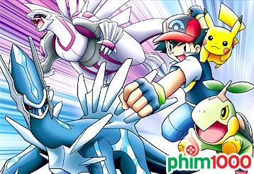 Sự trở về của Darkrai -Pokemon Movie 10 - Pokemon Movie 10 VietSub