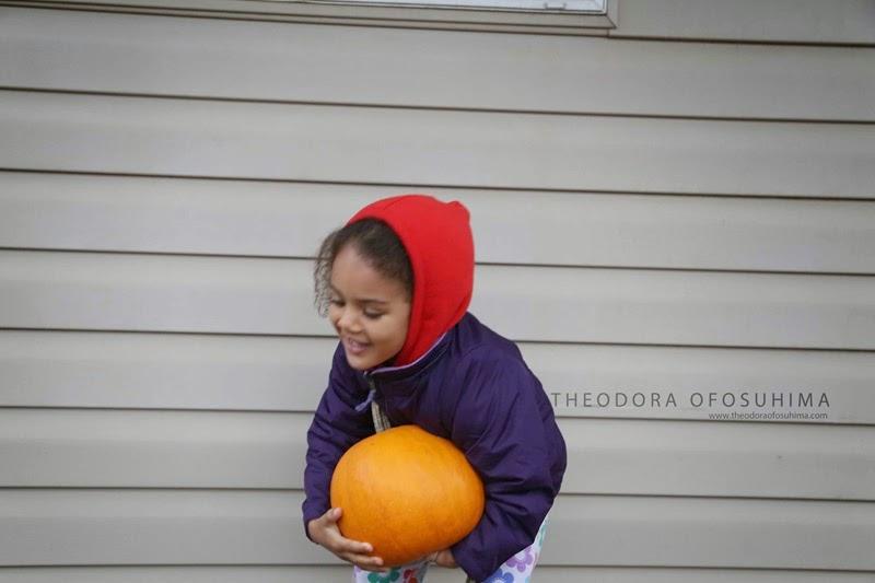 theodora ofosuhima pumpkin
