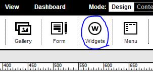 webydo widgets