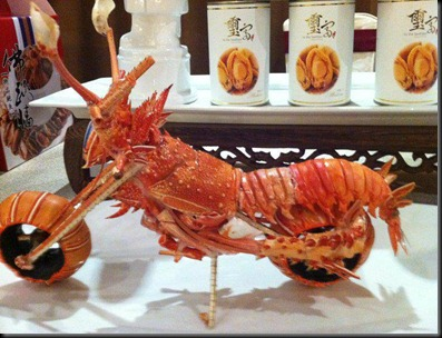 Lobster cycle