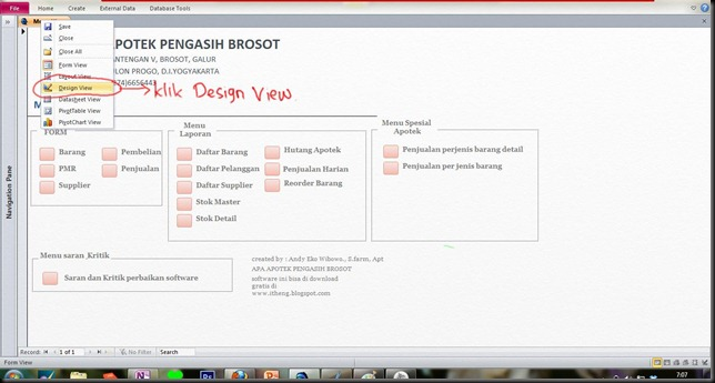tutorial softaware 1