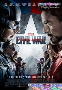 Captain America: Nội Chiến Siêu Anh Hùng - Captain America: Civil War Tập HD 1080p Full