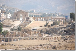 Oporrak 2011 - Jordania ,-  Jerash, 19 de Septiembre  59