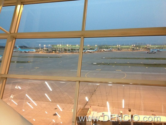 Korean Air Lounge Incheon Airport 50