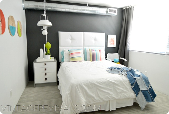 $150 Room Makeover @ Vintage Revivals
