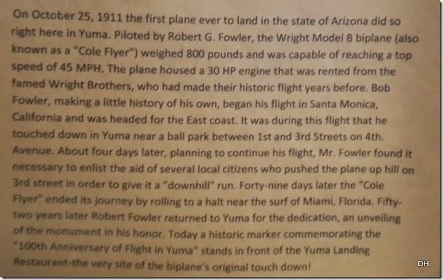 02-03-2014 A Yuma Landing Restaurant Area (6a)