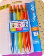 Papermate Pencils