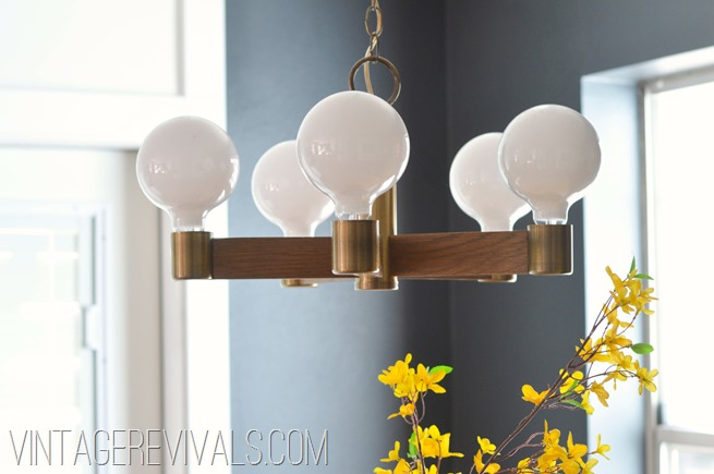 Thrift Store Modern Light @ Vintage Revivals
