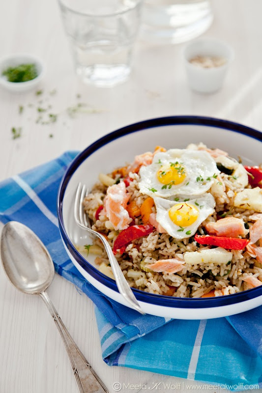 WInter Salmon Kedgeree (0311) by Meeta K. Wolff