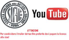 siae youtube