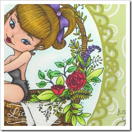 Lia Stampz Flower Girl (5)