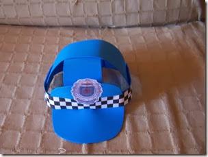 disfraz de policia bolsa basura (2)