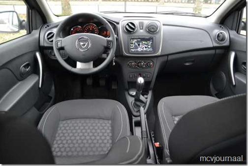 Dacia Sandero TCe 90 laureate 03