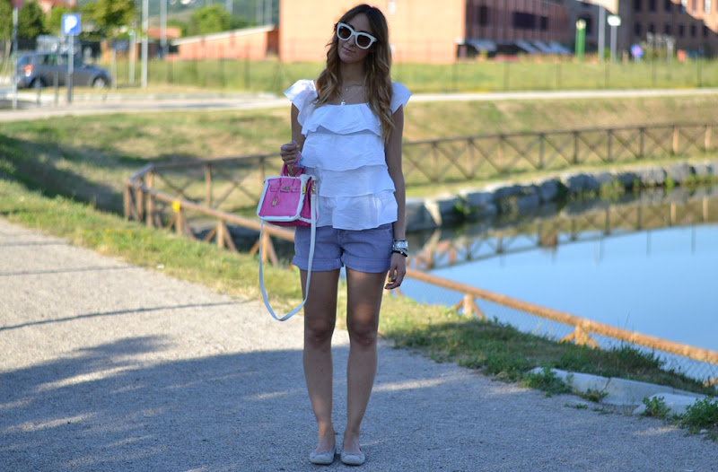 True Religion, Jeans, Pretty Ballerinas, Zara, Taipei Bag