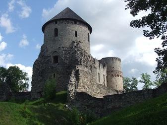 castillo de Cēsis