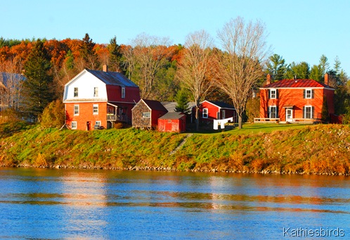 17. across the Kennebec-kab