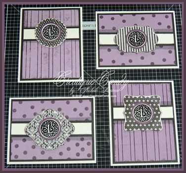 Close To My Heart Cricut Exclusive Stationary Set