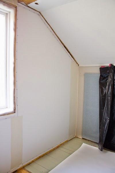 06. Torkad väggpapp