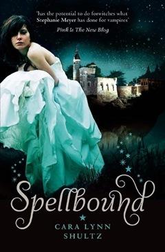Spellbound UK Cover Cara Lynn Shultz