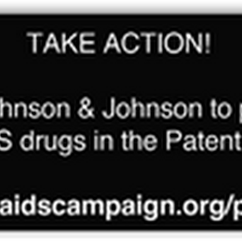 Doctors Without Borders Versus Johnson and Johnson Who Will Not Donate Licenses for HIV/AIDS Drugs as Others Have