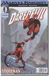P00014 - Marvel Knights - Daredevil #45