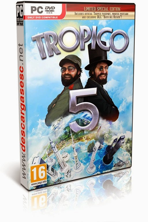 Tropico 5-CODEX-pc-cover-box-art-www.descargasesc.net