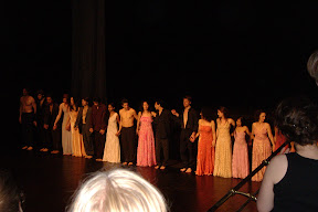 The Pina Bausch dancers!