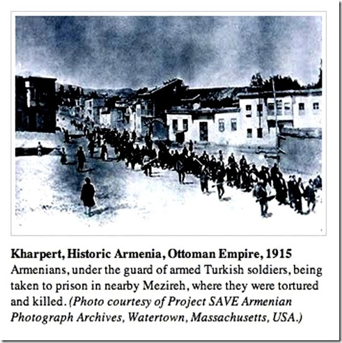 Kharpert, Historic Armenia, Ottoman Empire, 1915