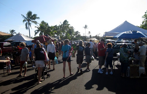 Kapaa Farmers Market on Kauai