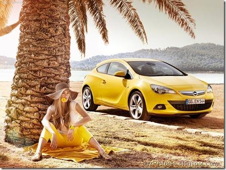 Opel Astra GTC 5