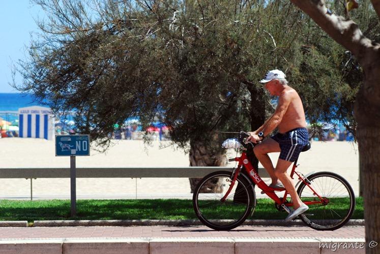 años pedaleando - gandía