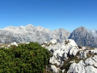 Najvišji vrhovi Kamniško Savinjskih Alp