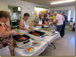 2013-03-13 - AZ, Yuma - Cactus Gardens, Volunteer Appreciation Dinner -008