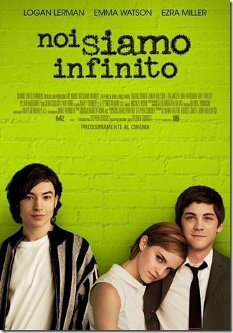 """Noi Siamo Infinito – """"La felicita e l'imbarazzo di essere adolescenti"""""""