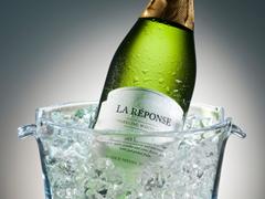 La Reponse Wine Label