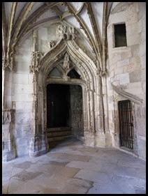 cahors c cloister